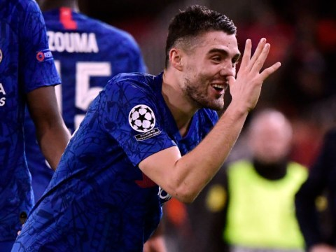Frank Lampard told Mateo Kovacic he needs to score more goals before strike against Valencia