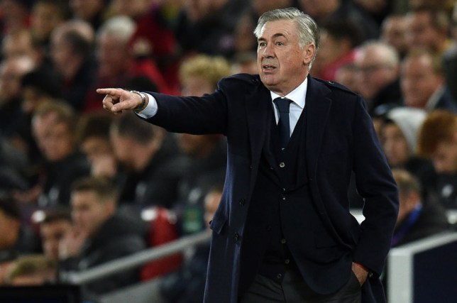 Carlo Ancelotti has emerged as a potential replacement for Unai Emery at Arsenal
