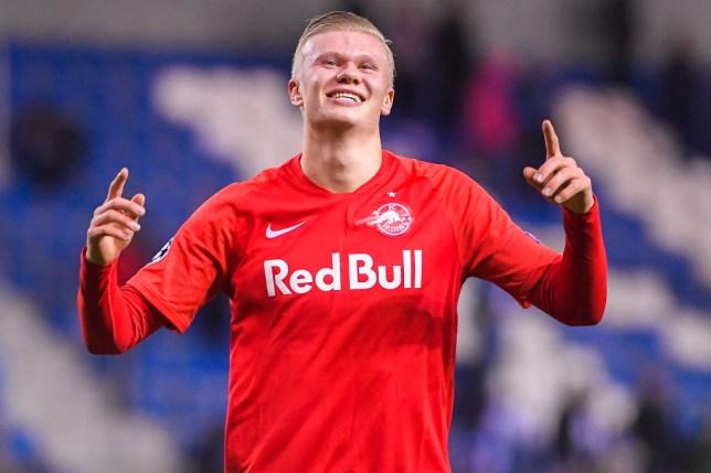 Red Bull Salzburg striker Erling Haaland sends warning to Liverpool
