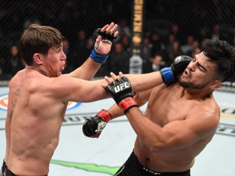Darren Till wins middleweight debut with tactical masterclass against Kelvin Gastelum at UFC 244