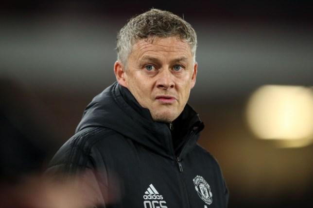 Ole Gunnar Solskjaer is under huge pressure at Manchester United
