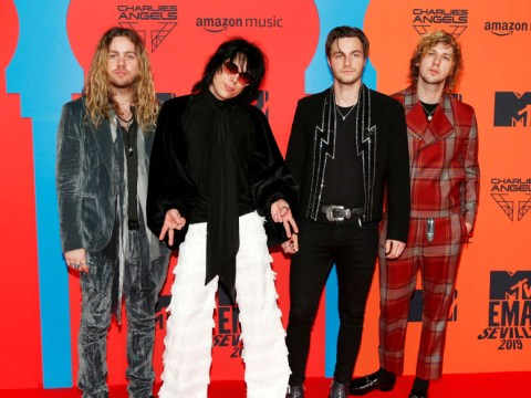 The Struts call for Radio 1 to play their music as they get 'most love' from US: 'We're still waiting'