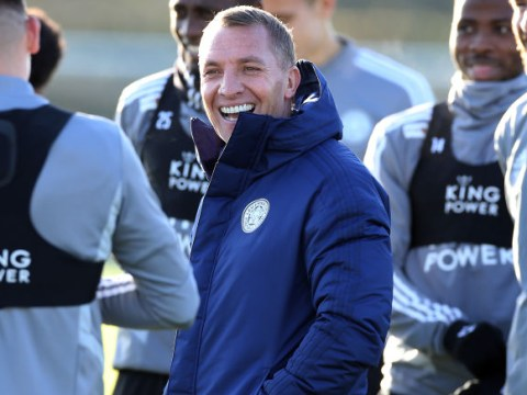 Leicester City to demand £14million from Arsenal for Brendan Rodgers