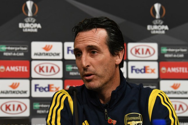 Arsenal boss Unai Emery has been told he should have signed Chris Smalling and Gary Cahill