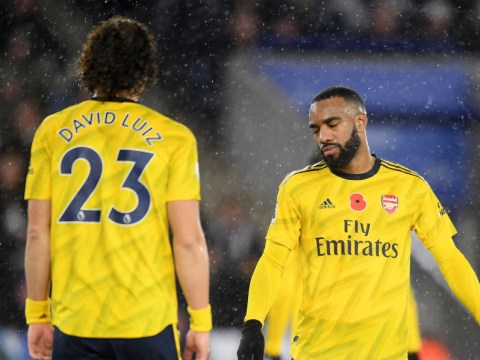 Paul Merson says Arsenal are deteriorating under Unai Emery but he will not be sacked any time soon