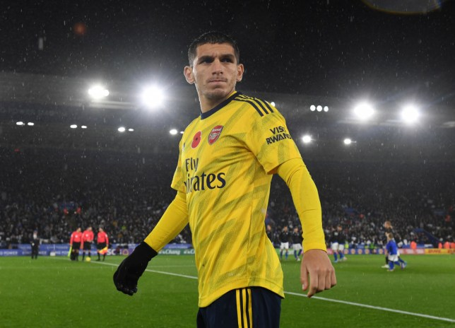 Lucas Torreira is reportedly unhappy with Unai Emery after he change his role in the Arsenal team