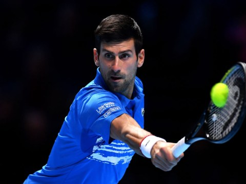 ATP Finals: Novak Djokovic begins quest to equal Roger Federer record with Matteo Berrettini thrashing