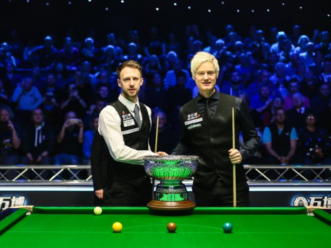 Neil Robertson claims Champion of Champions title in epic win over Judd Trump