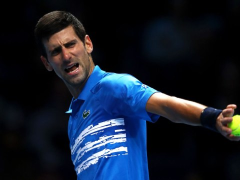 Novak Djokovic reacts to shock Dominic Thiem defeat as he prepares for Roger Federer shootout