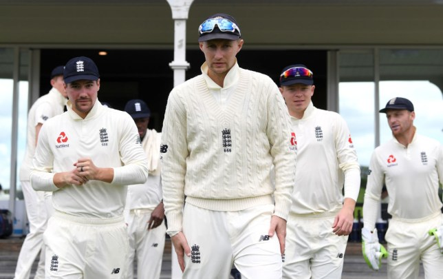 England face New Zealand in a two-match Test series