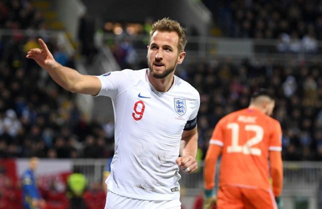 Harry Kane helped England defeat Kosovo in their final Euro 2020 qualifier