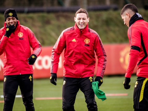 Six injured Manchester United stars return to training ahead of Sheffield United clash