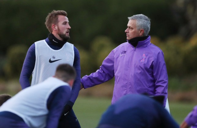 What Jose Mourinho told Harry Kane in private text message after Tottenham appointment