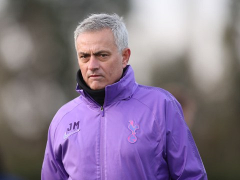 The major concern Jose Mourinho has with the current Tottenham squad