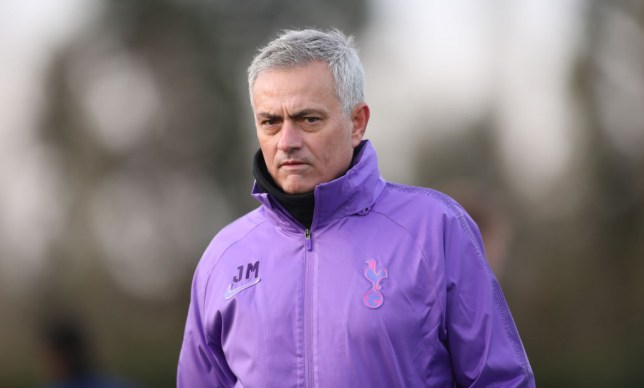 Jose Mourinho has been made well aware of Spurs' financial difficulties