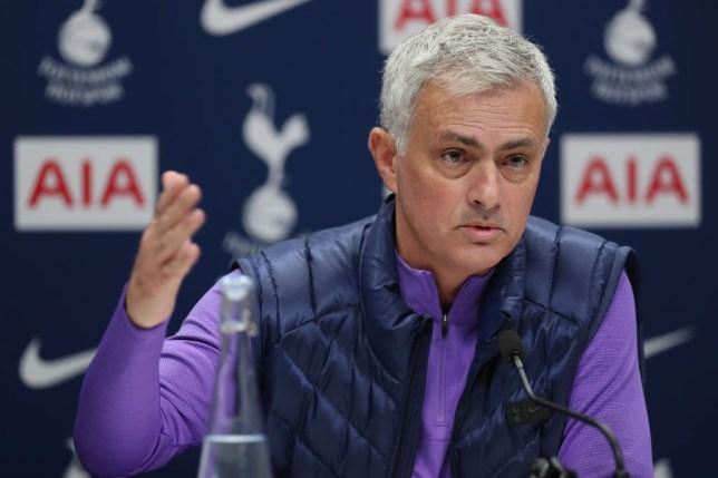 Jose Mourinho has spoken out on Mauricio Pochettino's Tottenham signing Ryan Sessegnon