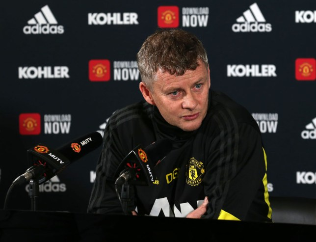 Manchester United manager Ole Gunnar Solskjaer answers questions on Nemanja Matic reuniting with Jose Mourinho at Tottenham Hotspur