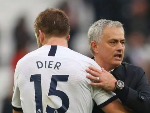 Eric Dier 'very happy' with Jose Mourinho's appointment at Tottenham