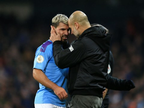 Pep Guardiola provides worrying Sergio Aguero injury update after Manchester City beat Chelsea