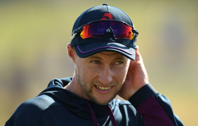Joe Root reacts to England's defeat to New Zealand