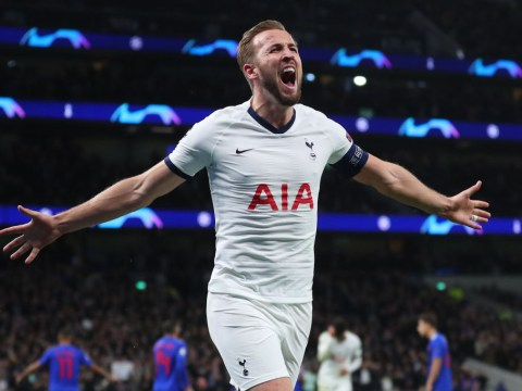 Harry Kane sets Champions League record ahead of Del Piero and Van Nistelrooy