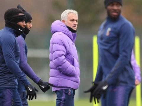 Jose Mourinho singles out Tottenham academy prospect Dennis Cirkin for praise