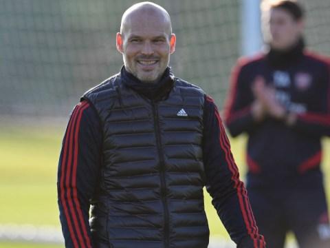 Freddie Ljungberg wants former Arsenal team-mate Gilberto Silva on coaching staff