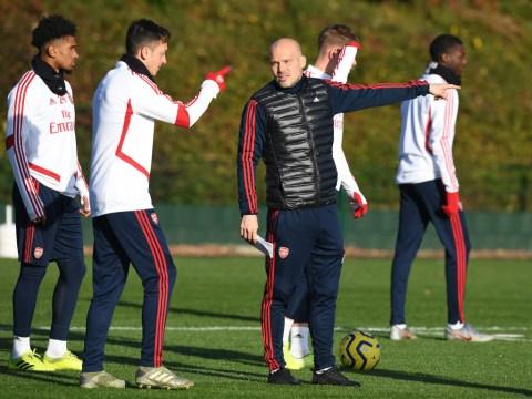 Freddie Ljungberg reveals mood in training among Arsenal stars after Unai Emery sacking
