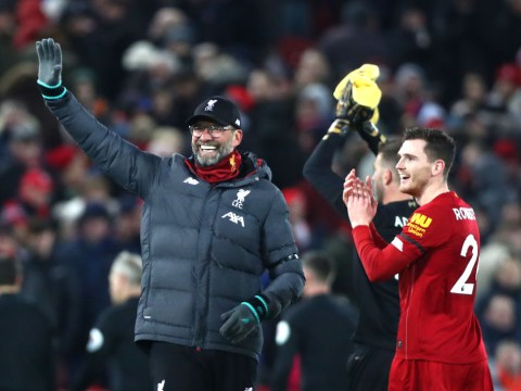 Jurgen Klopp names Liverpool sub goalkeeper Adrian as his man of the match after Brighton victory