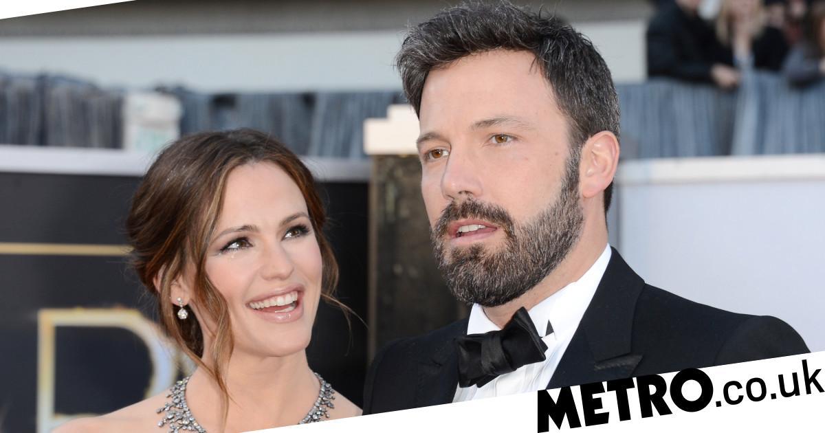 Ben Affleck chokes up over 'painful' divorce from Jennifer Garner