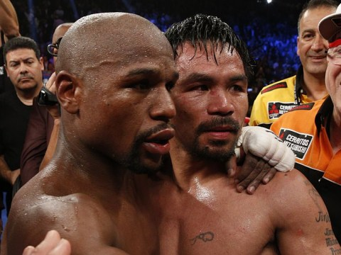 Manny Pacquiao's camp responds to Floyd Mayweather return announcement