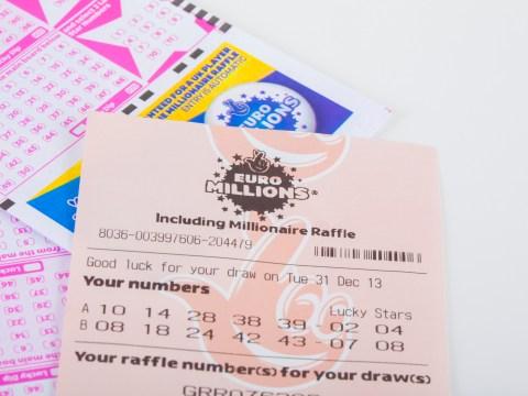 UK ticket-holder wins £105,000,000 in Euromillions