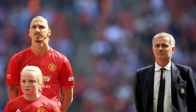 Zlatan Ibrahimovic could return to the Premier League