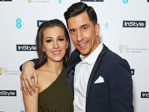 Russell Kane jokes he's in a '#MeToo marriage' as there's an 'incorrect power difference'