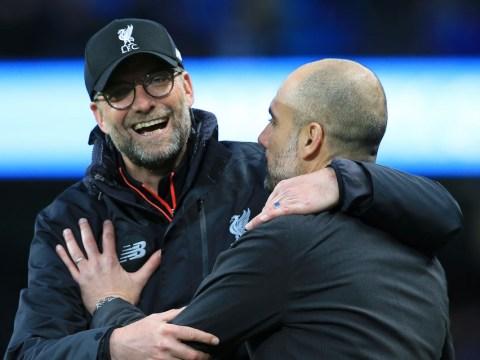 Jurgen Klopp continues Pep Guardiola row and questions Manchester City's 'tactical fouls'