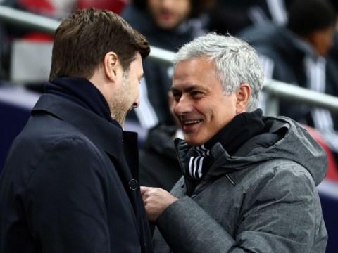 Jose Mourinho keen on Tottenham job should Mauricio Pochettino leave