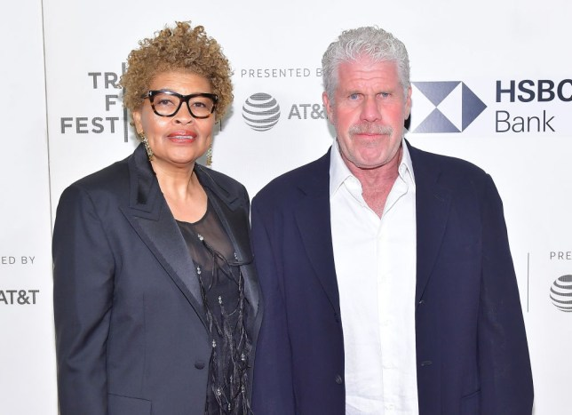 Hellboy's Ron Perlman Divorcing Wife After Kissing Co-star