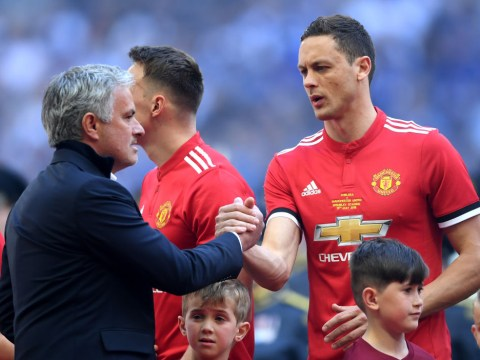 Nemanja Matic responds to Tottenham transfer speculation after Jose Mourinho appointment