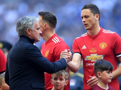 Solskjaer responds to Nemanja Matic's Tottenham transfer hint
