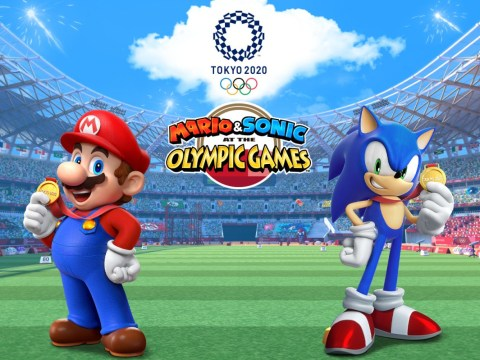 Mario & Sonic At The Olympic Games Tokyo 2020 review – sporting team-up