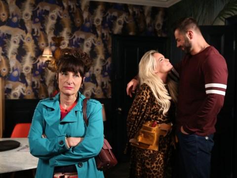 Hollyoaks spoilers: Serial killer Breda McQueen kills Grace Black to protect son Sylver?