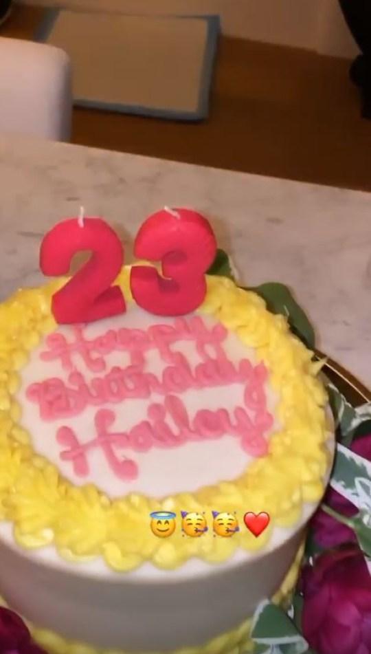 Awesome Hailey Baldwin Enjoys Birthday After Justin Bieber Teases Babies Funny Birthday Cards Online Elaedamsfinfo
