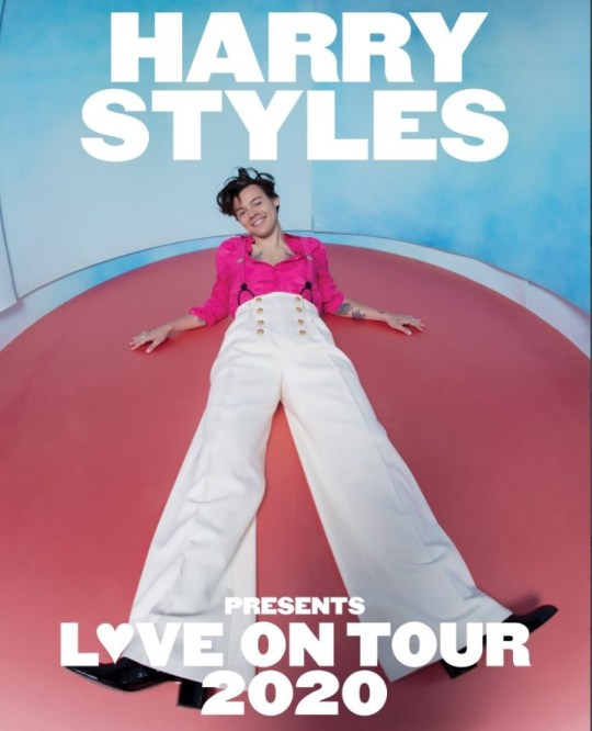 Yes Tour 2020.Harry Styles Tour Dates When To Get Tickets For Love On