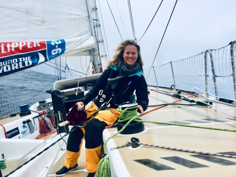 16 days at sea, no showers, recycled underwear and shared beds: What it's like to sail across the Atlantic