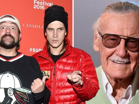 Marvel's Stan Lee originally meant to film 'much larger' cameo for Jay And Silent Bob Reboot before death