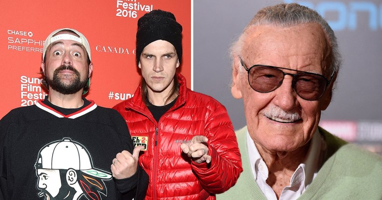 Jason Mewes reveals Stan Lee role much larger in Jay And Silent Bob The Reboot before Marvel legend's death