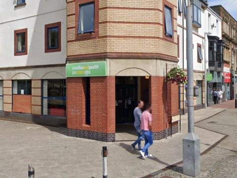 Man drops dead in Job Centre queue while waiting for JobSeeker's Allowance