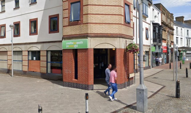 Man drops dead in Job Centre queue after being declared fit to work