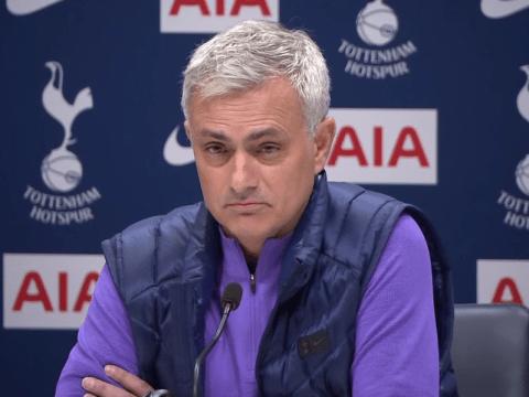 Jose Mourinho pays tribute to Mauricio Pochettino during first Tottenham press conference