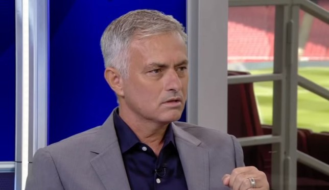 Jose Mourinho has spoken at length about Spurs' poor start to the season